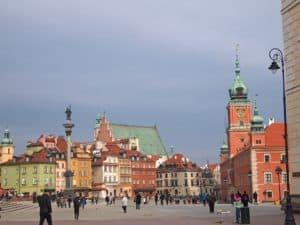 נדלן בפולין וורשה